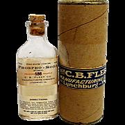 Mint Unopened Professional Sample of Phospho-Soda
