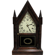 Sessions Steeple Mantle Clock
