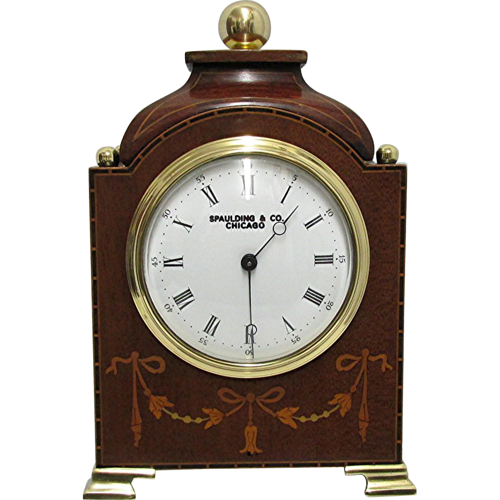 Antique French Mantel Clock 100% Original and Fully Restored