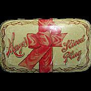 Mayos Advertising Pocket Tobacco Tin