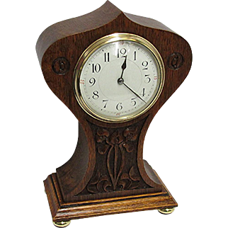 French Mantle Clock 100% Original and Fully Restored