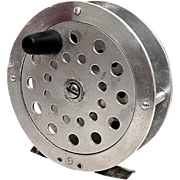 Fly Fishing Reel  Horrocks Ibbotson Rainbow #1107