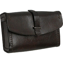Leather Ammunition Pouch or Purse
