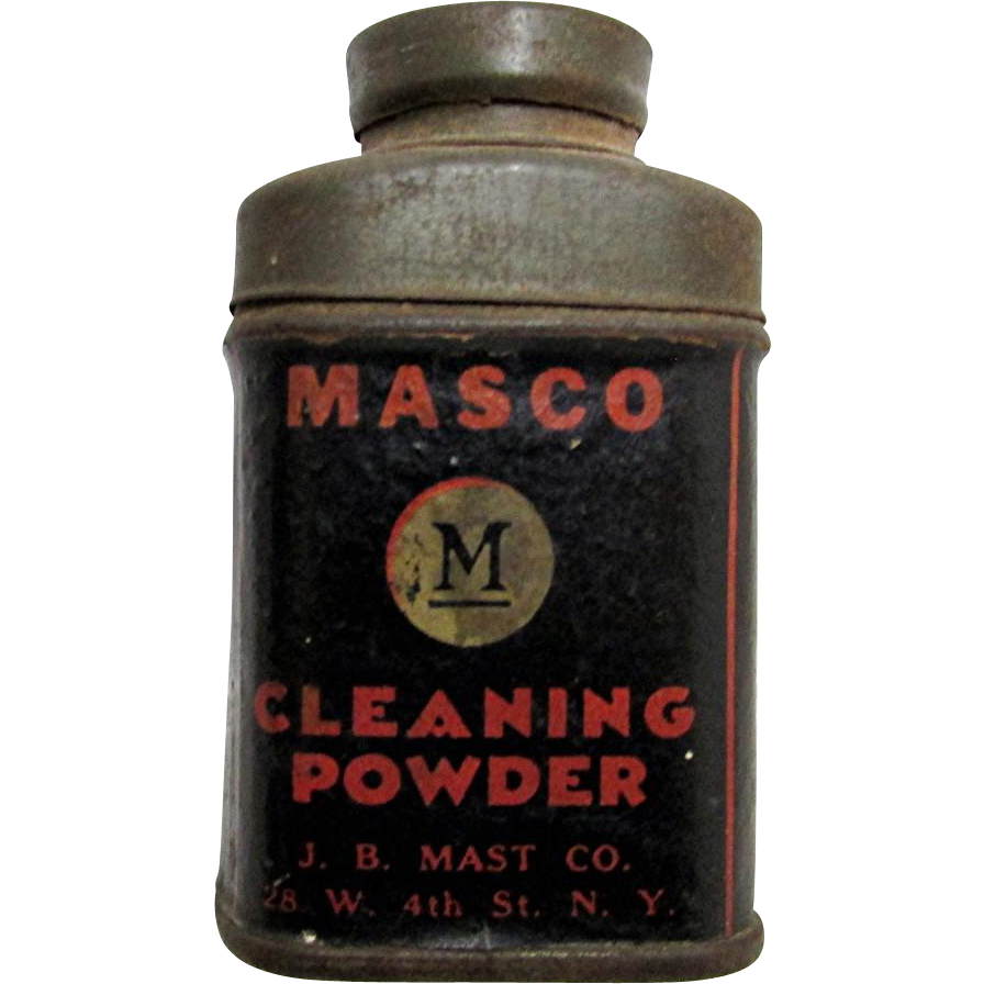 Cleaning Powder MASCO Sample Size