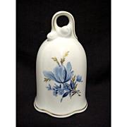 Porcelain Dinner Bell Hutschenreuther