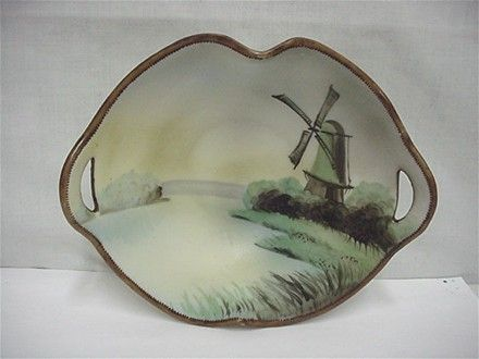 Candy Dish Nippon Porcelain***Selling at Cost