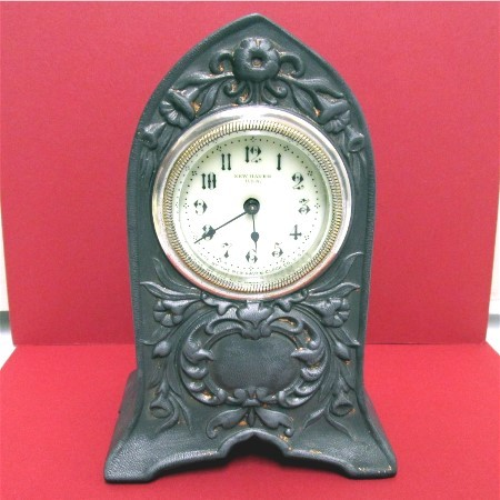 Mantel Clock Art Nouveau by Ansonia