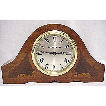 Inlaid Mantel Clock by Tiffany MINT 50 + % Off