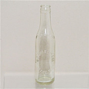 New Hampshire Soda Bottle, N. G. Gurnsey  & Co. of Keene