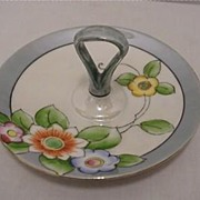 Lemon Dish Japanese Luster ***Selling at Cost