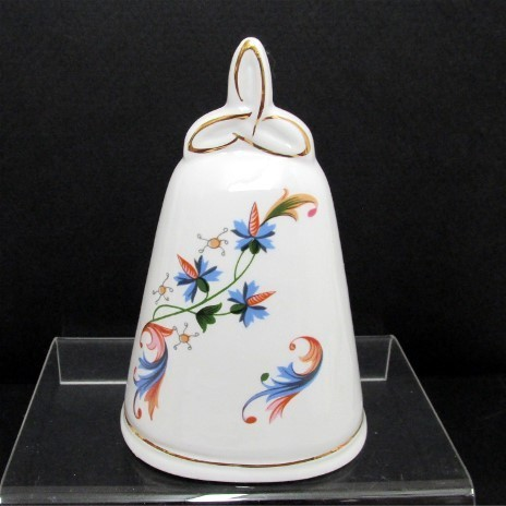 Porcelain Dinner Bell Galway Ireland