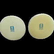 AVON  Purse Size Face Powder Tins $8 each