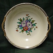 Noritake Art Nouveau Serving Bowl  ***Selling at Cost