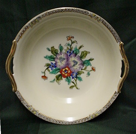 Noritake Art Nouveau Serving Bowl 50% OFF