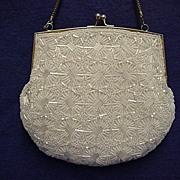 Beaded Hand Bag or Purse