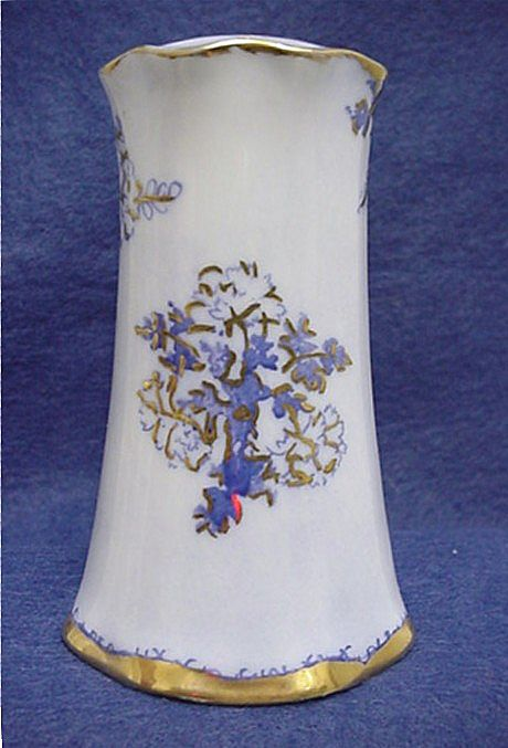 Hatpin Holder Porcelain Hat Pin Holder