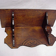 Shelf American Circa 1880 Maple