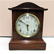 Mantel Clock Antique Seth Thomas Adamantine