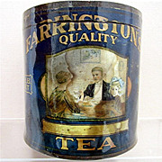 Farringtons Advertising Tea Tin 50% OFF