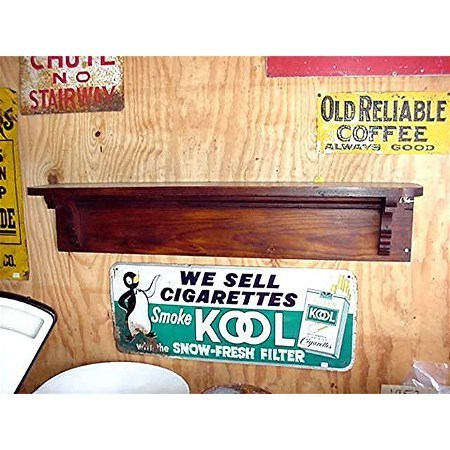 Antique American Pine Shelf