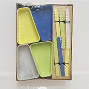 SOLD   Ice Pop Home Treat Kitchen Set In Original Box