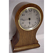 Original Antique Balloon Clock  100% Original Completely Restored