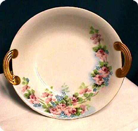 Serving Bowl Nippon Noritake Porcelain Hand Painted    ***Selling at Cost