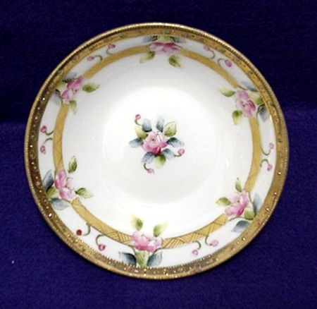 Antique Nippon Porcelain Bowl