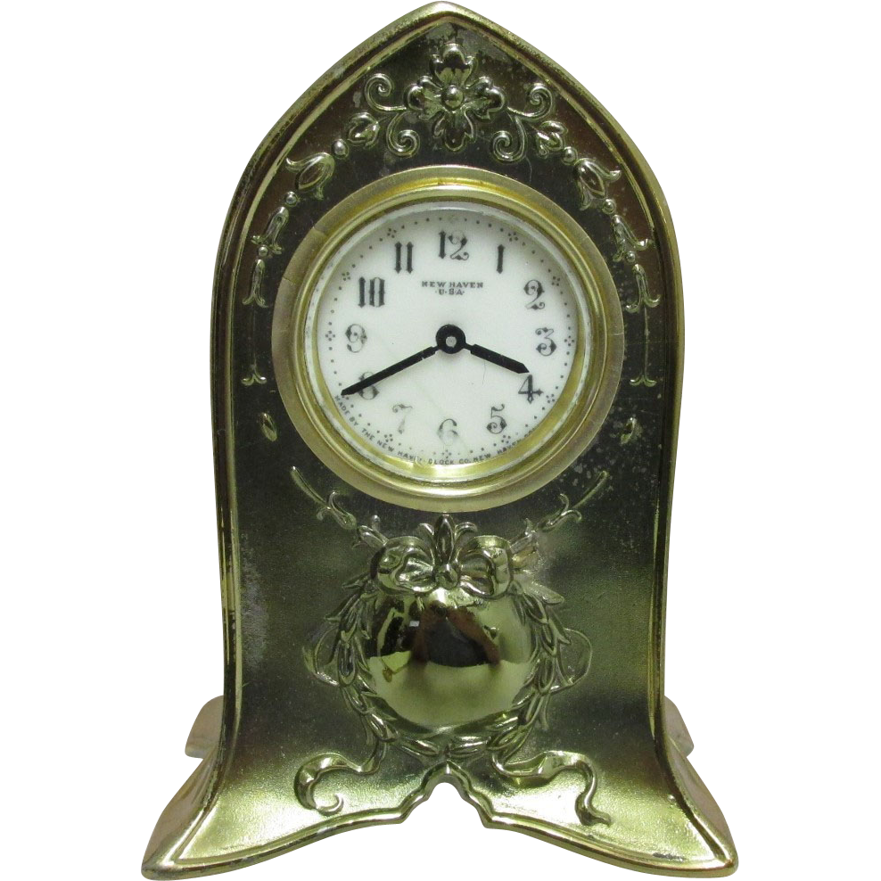 New Haven Desk Clock