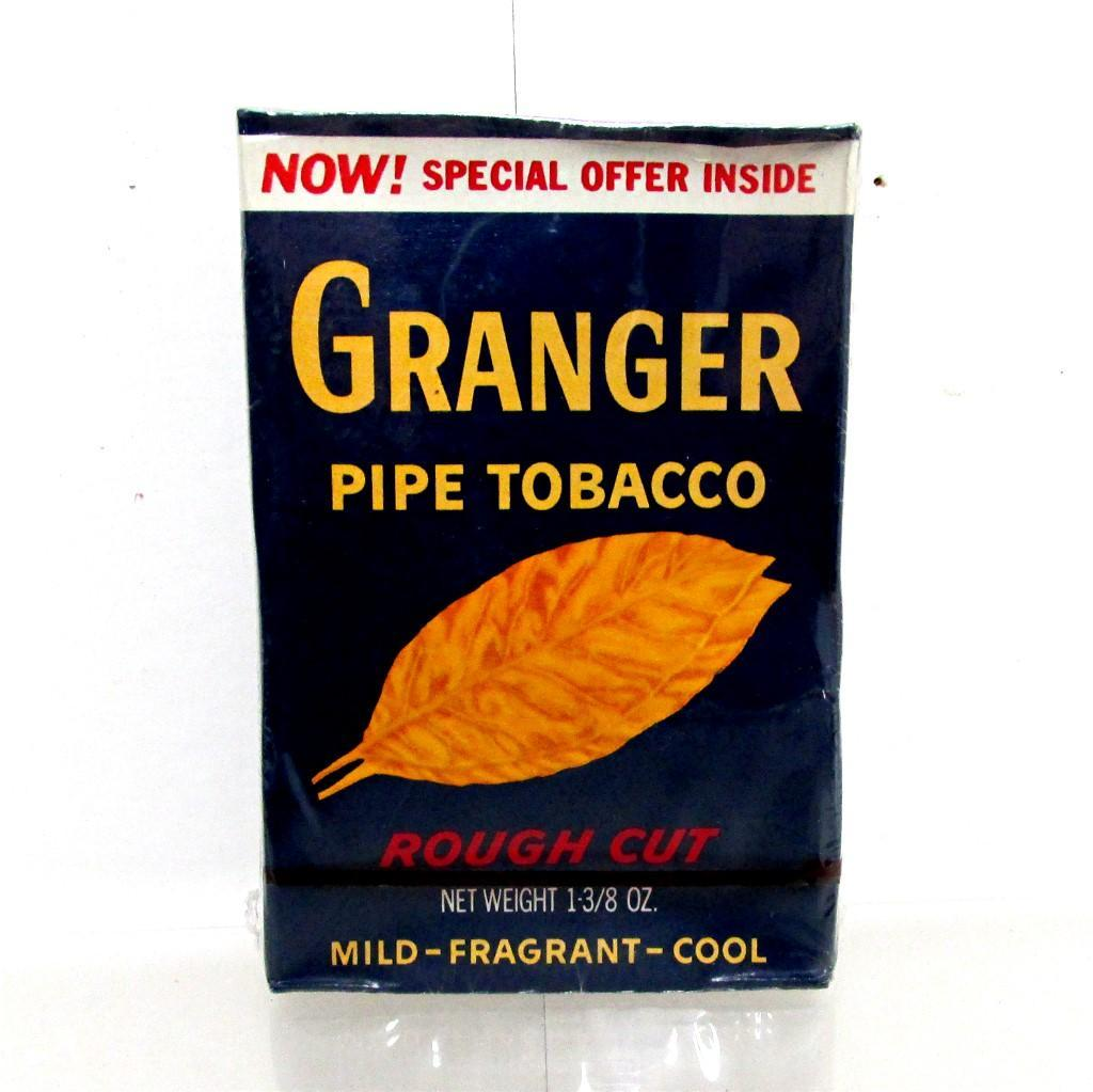 Granger Advertising Tobacco Unopened Box