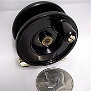 Fly Fishing Reel Small 2 Inch Diameter Mint
