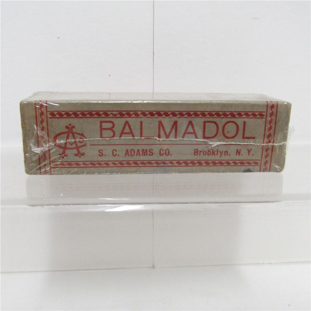 Unopened Balmadol S. C. Adams Co.  Pharmacy Item