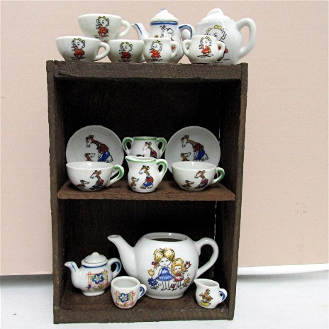 Childs Toy Tea Sets Porcelain