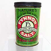 Fynnon Salt Famous Saline Treatment Tin with Contents