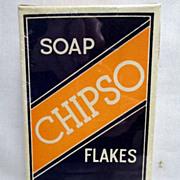 CHIPSO Flakes Soap Box