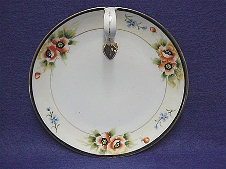 Nippon Porcelain Pickle or Lemon Dish   ***Selling at Cost