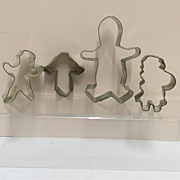 Cookie Cutters Tin Kitchen Utensils  Assortment for Cookie or Cake Cutters