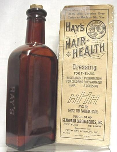 Hays Hair Health Pharmacy or Drugstore Item Unopened