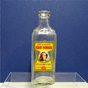 Doctor Lynas Hair Pomade Glass Bottle
