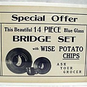 Advertising Sign For Wise Potato Chips 50%OFF