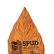 SPUD Cigarettes Needle Book Sharp Set