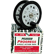 Pflueger Progress No. 1774 MINT in Original Box Fly Fishing Reel