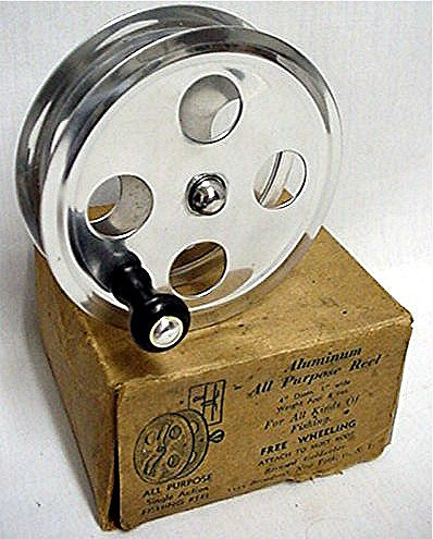 Bernard Goldweber Fly Reel in Original Box 50% OFF