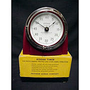 KODAK Photograph Processing Timer in Original Box