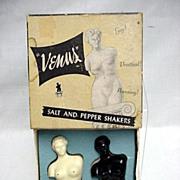 Salt and Pepper Set Venus Shakers