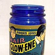 Cobalt Jar Madam Jones Hair Glow-Ene