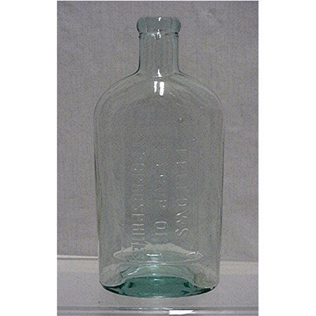SOLD Fellows Syrup of Hypophosphites Bottle
