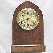 Antique American Beehive Mantel Clock