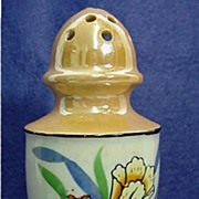 Sugar Shaker Luster Hand Painted