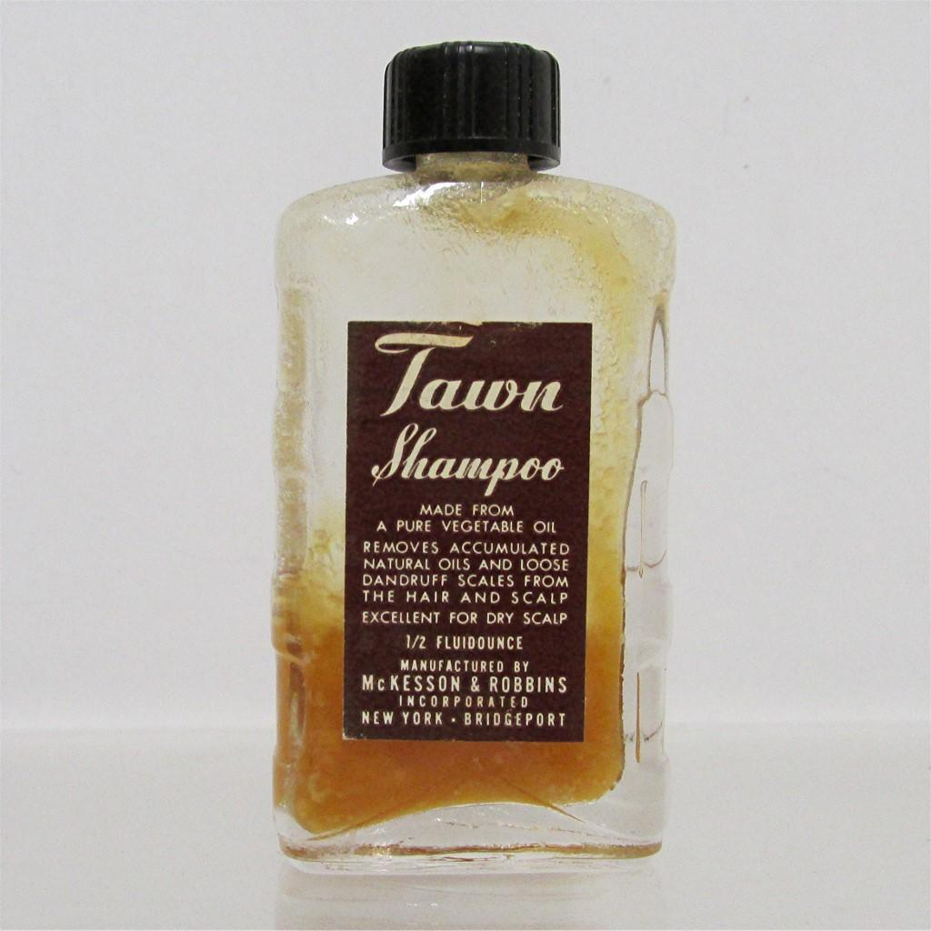 Tawn Shampoo Travel Accessory Bottle